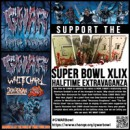 GWAR Endorses Super Bowl Petition, Announces Run Of Holiday Dates