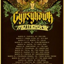 GYPSYHAWK plot March-April headlining tour with Mothership!