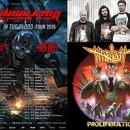Australian Thrashers HARLOTT sign to Metal Blade!