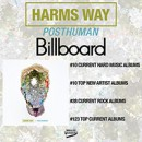 Harm's Way lands on Billboard charts with new album, 'Posthuman'