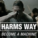 "Harm's Way launches video for new single, ""Become a Machine"", via RevolverMag.com"