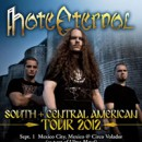 HATE ETERNAL announce South and Central American tour dates