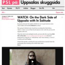 IN SOLITUDE's appearance on Sveriges Television in Sweden now available with English subtitles!