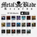 Metal Blade Albums on Sale at iTunes