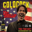 Don Jamieson fan meet and greet at the Coldcock booth on July 21st at the Holmdel stop of the Rockstar Energy Drink Mayhem Festival