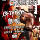 JOB FOR A COWBOY to headline Bonecrusher Fest Tour in March of 2013!