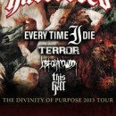 JOB FOR A COWBOY to join HATEBREED Tour Dates!