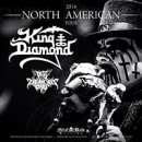 King Diamond announces opening act for North American tour