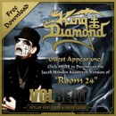King Diamond and Volbeat Release Free Download