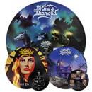 King Diamond: 'Abigail', 'Fatal Portrait', 'Them' LP re-issues now available via Metal Blade Records