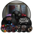 King Diamond: 'Deadly Lullabyes Live', 'Give Me Your Soul…Please', 'The Puppet Master' LP re-issues now available via Metal Blade Records