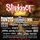 Slipknot's Legendary Knotfest Returns To The U.S. Friday, October 24 Through Sunday, October 26