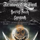 SACRED REICH confirmed to perform short set at METAL BLADE RECORDS 30th Anniversary Show