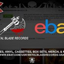 Metal Blade Records USA re-launches official eBay store