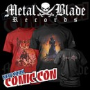 Metal Blade Records announces booth at New York Comic Con this week