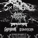 Metal Blade Records Announce Scion A/V Label Showcase with SIX FEET UNDER, CATTLE DECAPITATION, BATTLECROSS, GYPSYHAWK, and PILGRIM