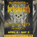 BEHEMOTH to headline Metal Alliance Tour 2014