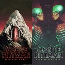 Monte Pittman releases two new albums, 'Better or Worse' and 'Between the Space', today via Metal Blade Records