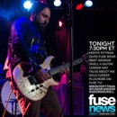 MONTE PITTMAN Featured on Tonight's Fuse News at 7:30 PM EST