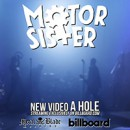 "MOTOR SISTER Premiere Video For ""A Hole"" on Billboard.com"