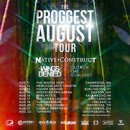 "Native Construct to embark on ""The Proggest August Tour"" next month!"