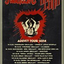 NOCTUM announce European tour in August with DEAD LORD!