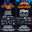 "Tombs, Goatwhore, Oni to appear at ""Ozzfest Meets Knotfest"" in November"