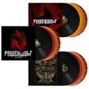 Powerwolf: 'Return in Bloodred', 'Lupus Dei' and 'Bible of the Beast' vinyl re-issues now available via Metal Blade Records
