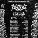 Revocation announces North American headlining tour with Exhumed, Rivers Of Nihil, Yautja