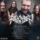"REVOCATION streaming ""Deathless"" in its entirety now on RevolverMag.com!"