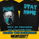 Revocation Launch Benefit T-Shirt on Night Shift Merch for Medical Supplies