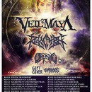 "Revocation launch new lyric video for ""Labyrinth of Eyes""; tour with Veil of Maya begins next week"