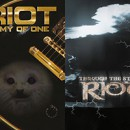 Riot: 'Army of One', 'Through the Storm' CD and LP re-issues now available via Metal Blade Records