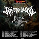 Rivers of Nihil announces tour dates with Black Crown Initiate!