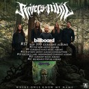 Rivers of Nihil lands on international charts with new album, 'Where Owls Know My Name'