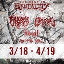 Rivers of Nihil confirm tour dates leading up to Best in Brutality Tour, SXSW