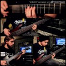 """Rivers of Nihil post """"Airless"""" video: guitar and bass Toontrack version"""