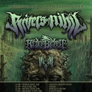 Rivers of Nihil announces Canadian headlining tour (plus select USA shows) with Alterbeast, Inferi