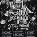 "Rivers of Nihil joins Death (DTA Tours) ""Swamp Leper Stomp '14″ Tour"