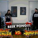 Rivers of Nihil challenges The Black Dahlia Murder to a beer pong game, while streaming their new album, 'Where Owls Know My Name' (out tomorrow!)