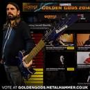 THE BLACK DAHLIA MURDER's Ryan Knight nominated for Metal Hammer Golden Gods Award