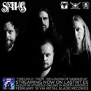 "Sahg stream ""Firechild"" on lastrit.es"