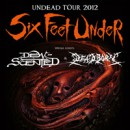 SIX FEET UNDER adding more dates to the European summer tour!