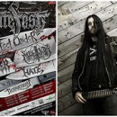 SIX FEET UNDER announces Victor Brandt for HATEFEST tour 2015 featuring Marduk and Vader!