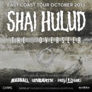 Shai Hulud announce October tour dates with Madball, The Overseer