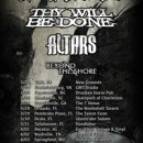Shai Hulud to embark on US tour with Thy Will Be Done tomorrow