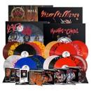 Thrash Metal Icons SLAYER reissue Metal Blade Catalogue