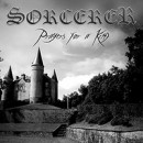 "Swedish doom purveyors SORCERER premiere video for ""Prayers For A King""!"