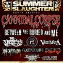 CANNIBAL CORPSE Kick Off 2012 Summer Slaughter Tour