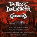 The Black Dahlia Murder announces spring tour dates in North America